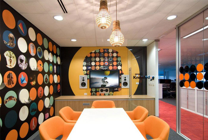 bbc worldwide office decor