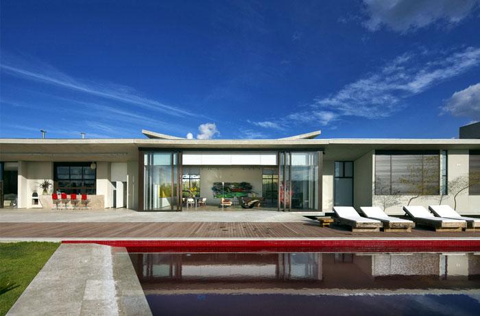 brazilian residence