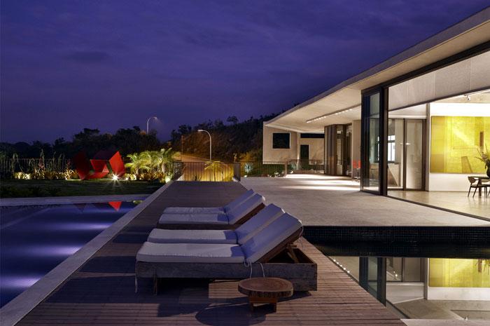 design exterior pool