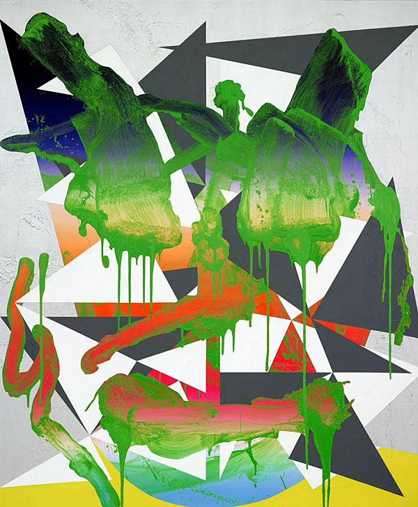 modern art luke rudolf
