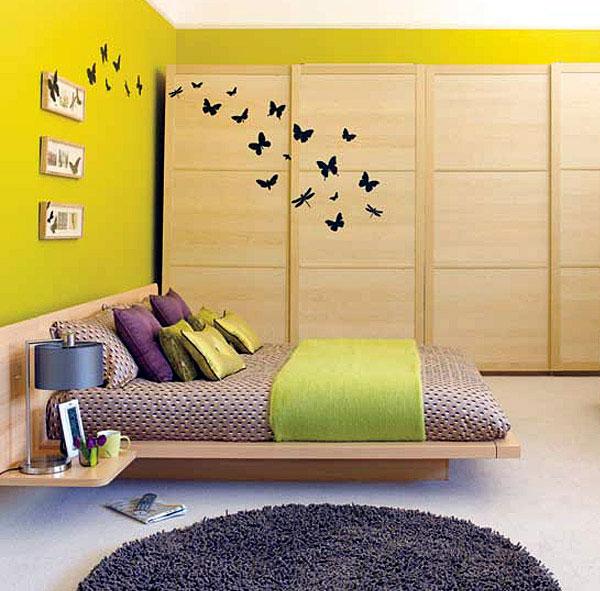 organic materials bedroom
