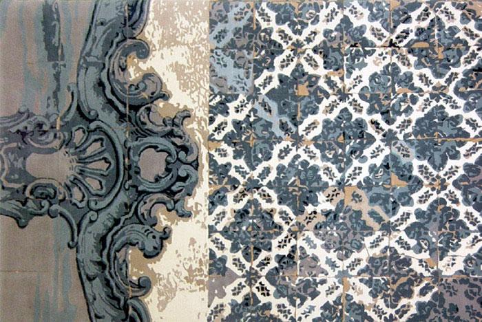 rug created javier guerrero