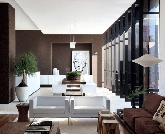 amazing interior design from brazil