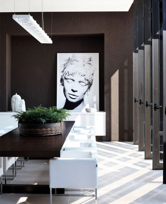 living area art