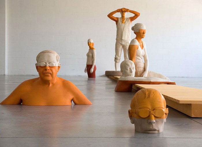 willy verginer art sculptures
