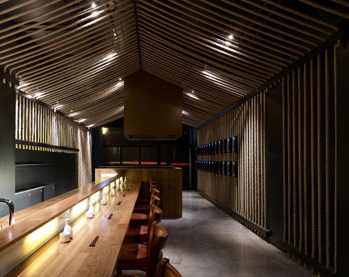 maedaya grill sake eat architects