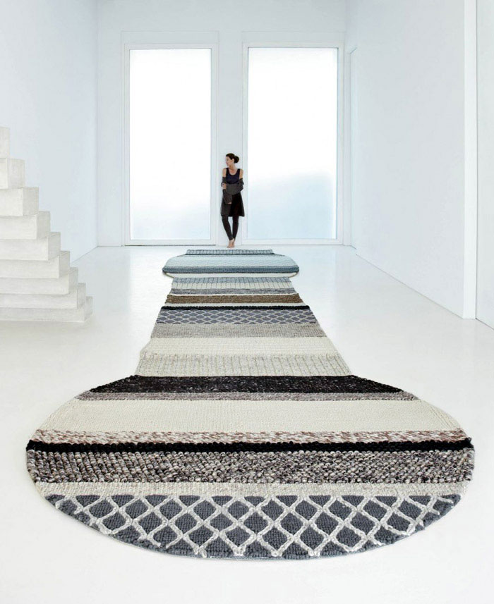 patricia urquiola rug collection