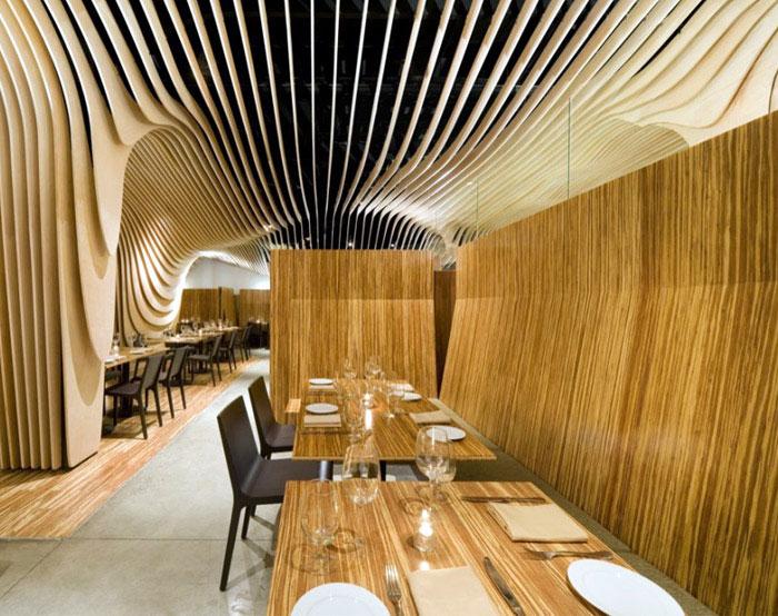 interior decorating banq restaurant