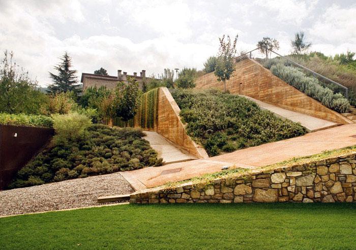 landscape architecture horticultural garden