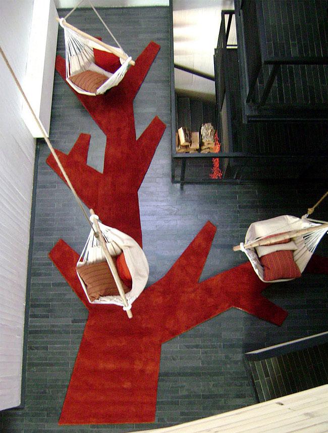modern graviti zone rugs