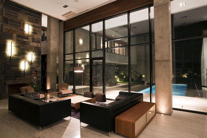 stylish home villa kiani