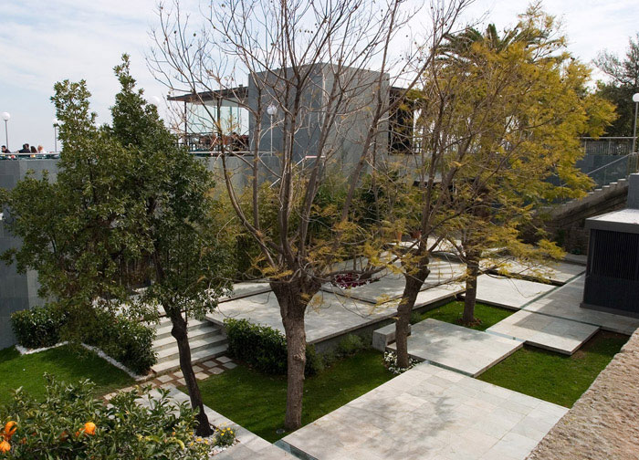 fondarius architecture montjuic garden barcelona 1
