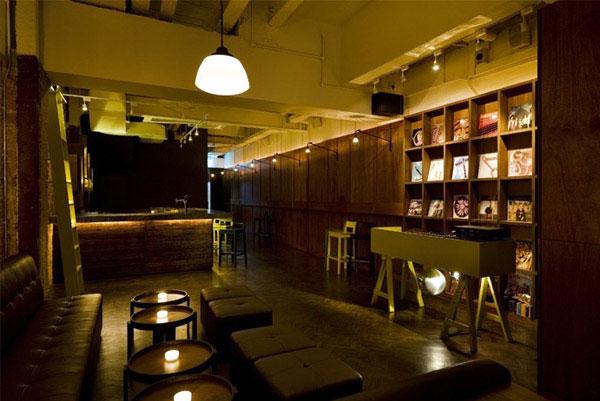 interior decorating bar