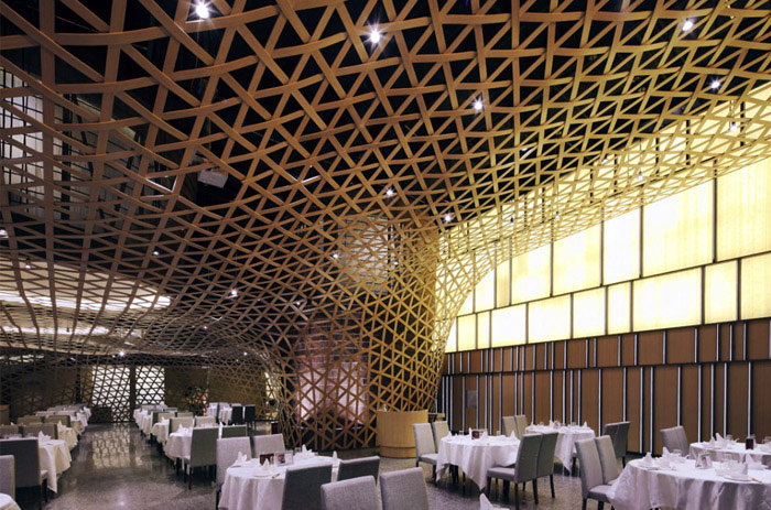 interior decorating restaurant