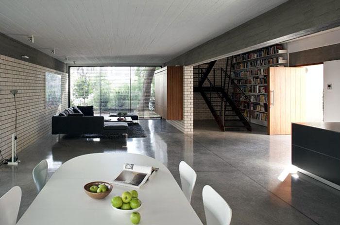rechter house livingroom