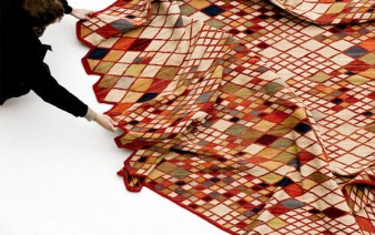 rug collection by studio Bouroullec 338x212