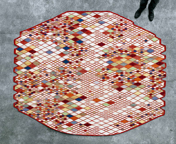 rug collection studio Bouroullec nanimarquina