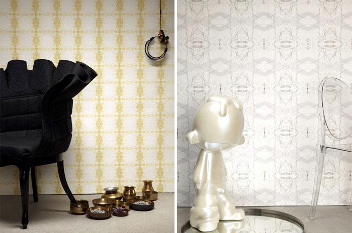 cleopatra gold wallpaper