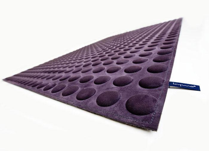 fabric flat superdots kymo3