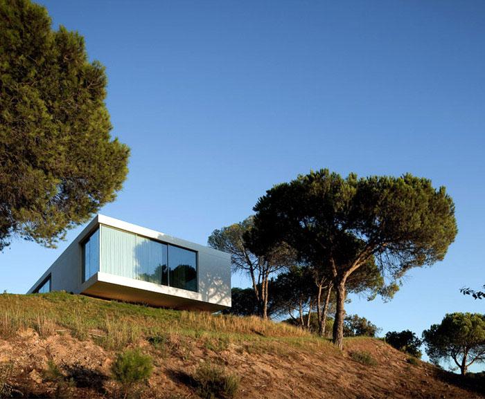 geometric house architecta
