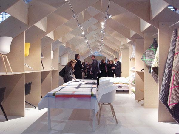 geometric textiles