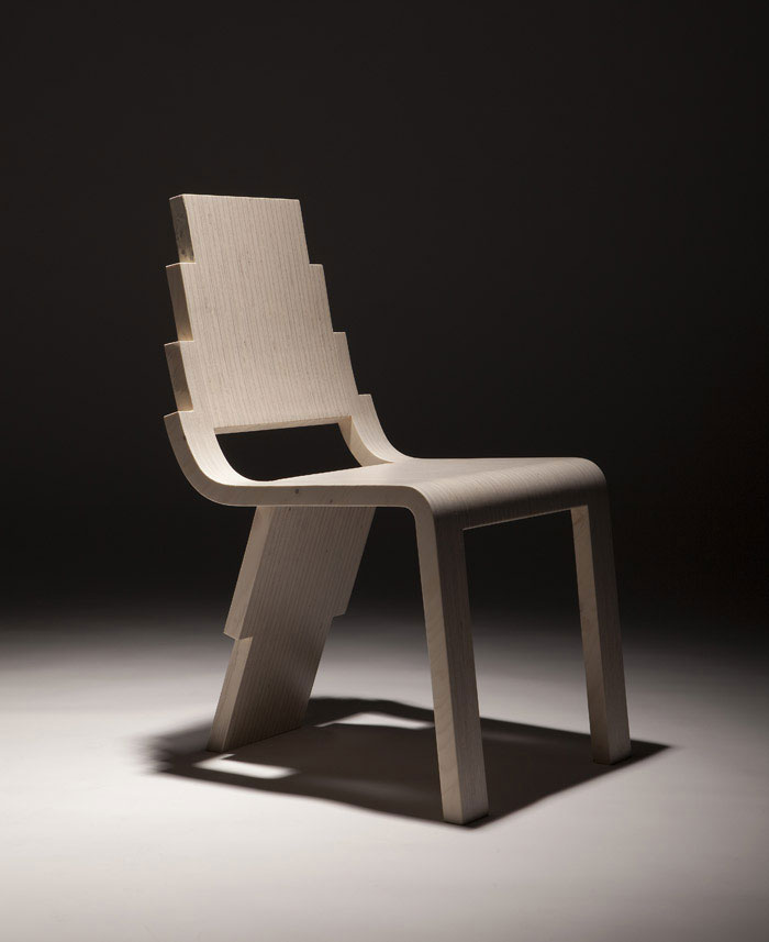 maya stackable chair