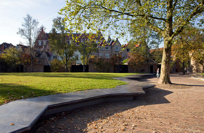 michael van gessel landscape architecture cloister garden2