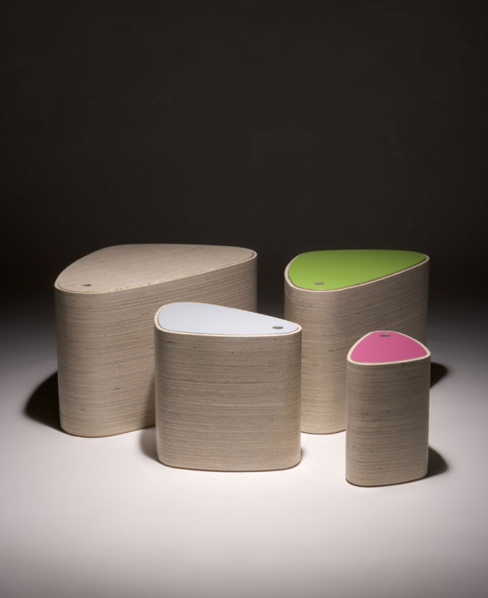 stool storage box