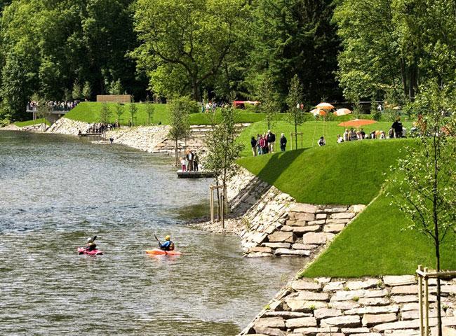 bridge park landscape2