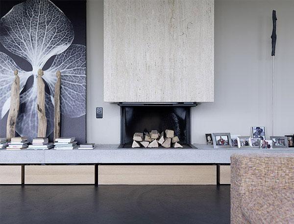 clean aesthetic interior
