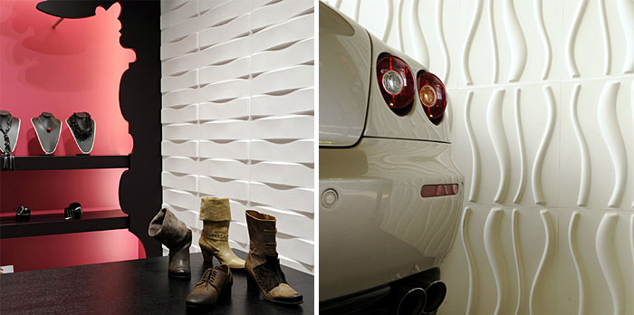 creative wall panels