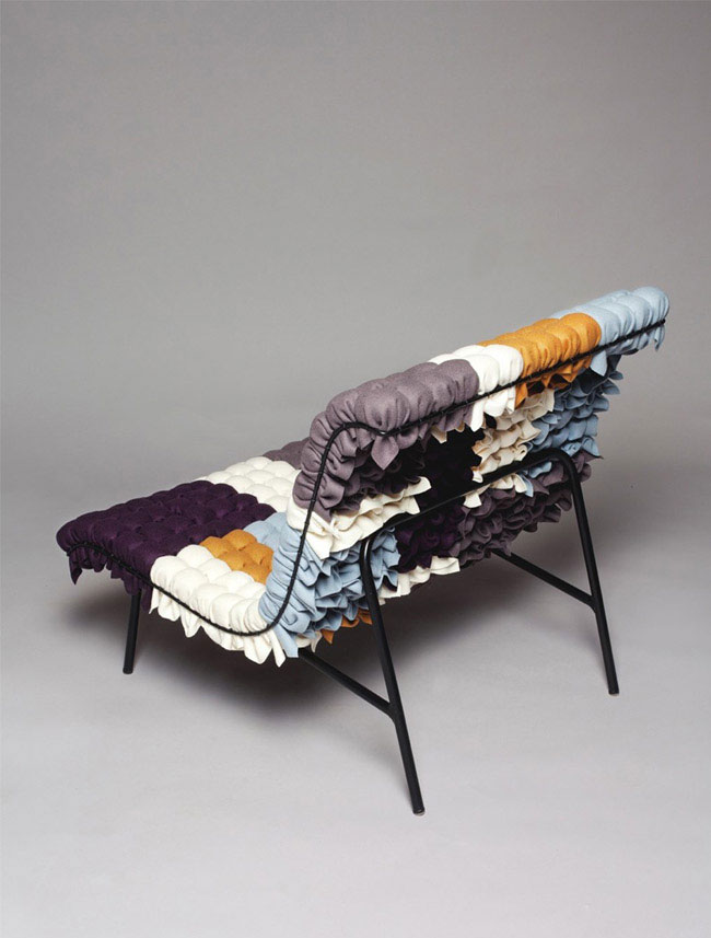 interior textile chair