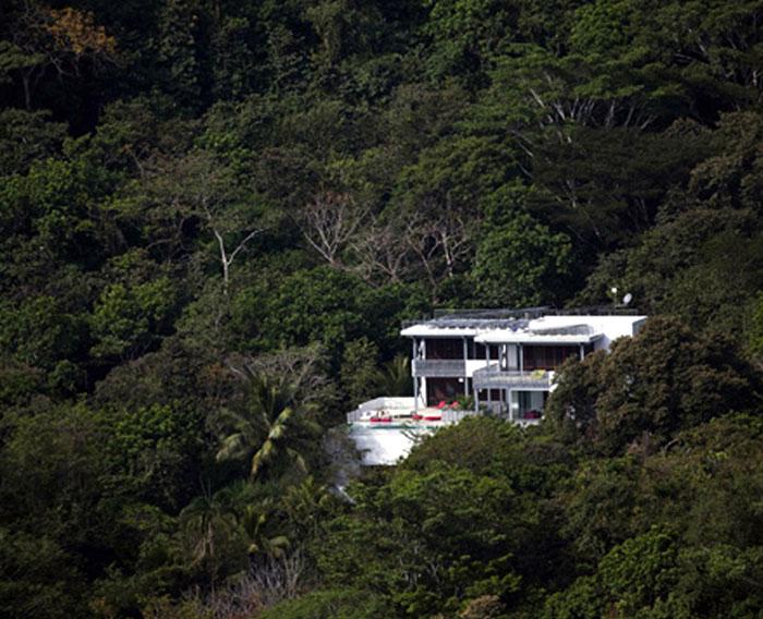 residence rain forest
