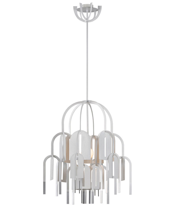 waterfall pendant lamp
