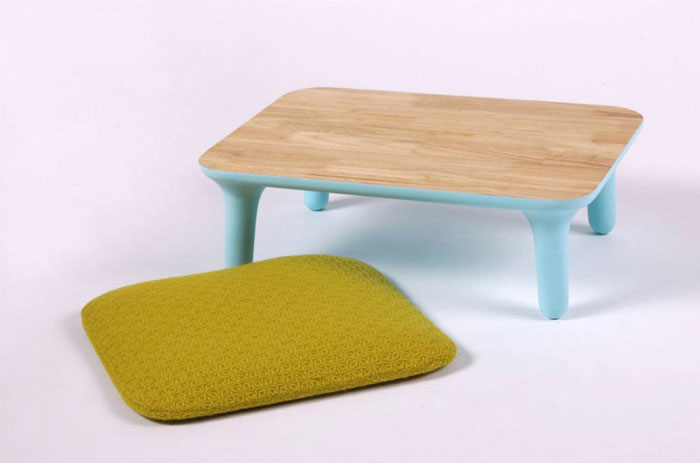 furniture design low chairs family2