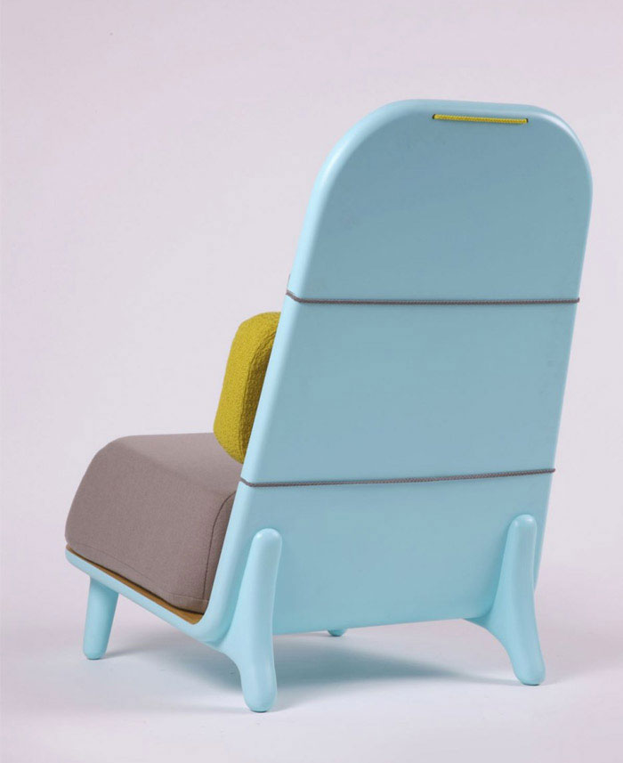 furniture design low chairs family4