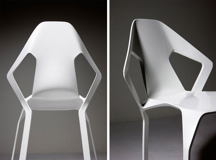 furniture design unstudio chair