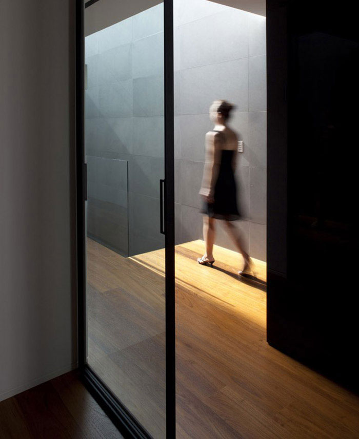 modern architecture dream home livingroom