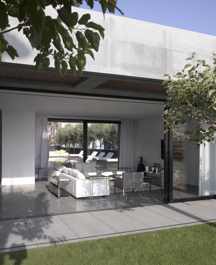 modern architecture dream home outdoor