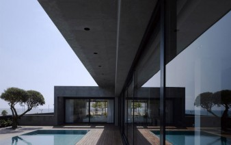 modern architecture dream home pool 338x212