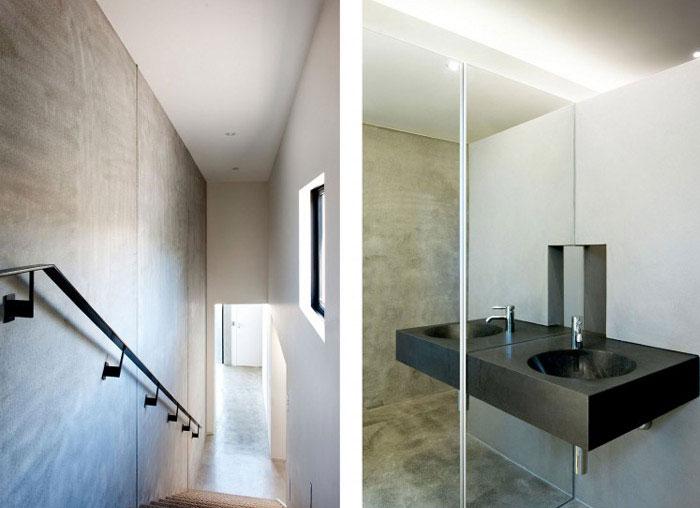 modern family home interior