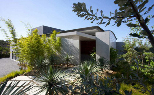 sustainable home exterior