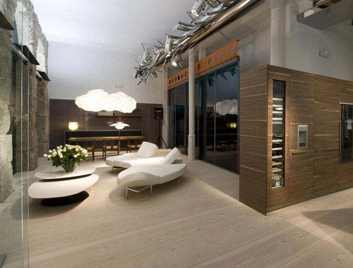 contemporary furniture company interior design
