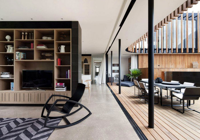 exciting living area