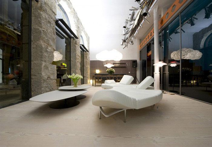 great renovation interior living room