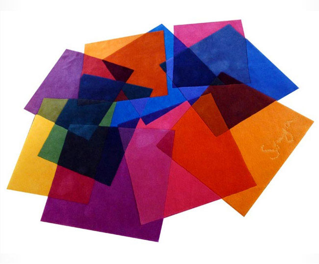 irregular shaped rug