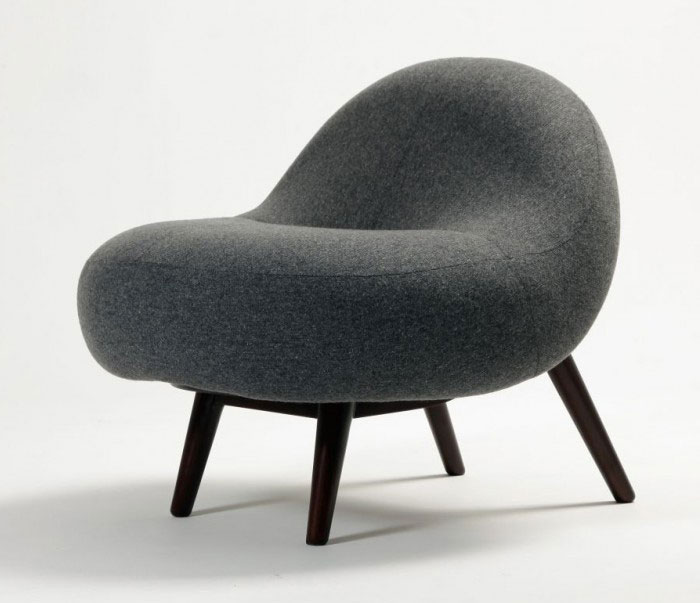 legs from round cushion