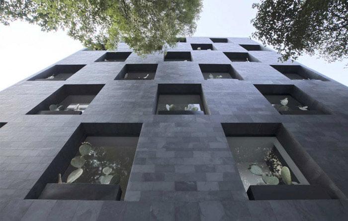 living gardens building