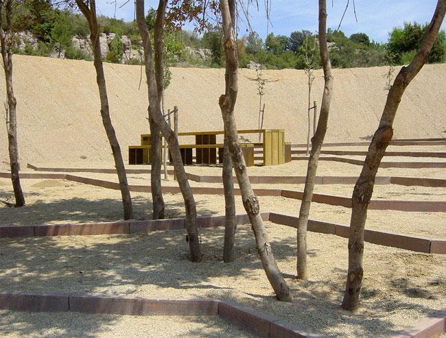 terraces landscape architecture
