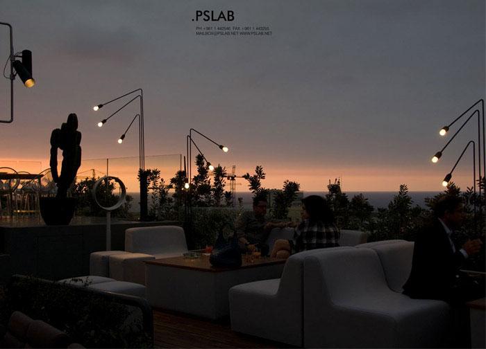 custom lighting products iris bar decor
